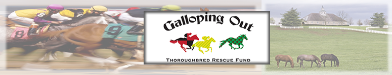 Galloping Out Header