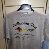 Galloping Out Shirt Back
